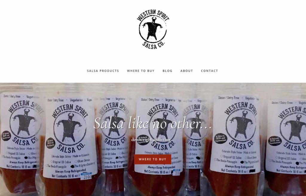 Denver Western Spirit WordPress Site